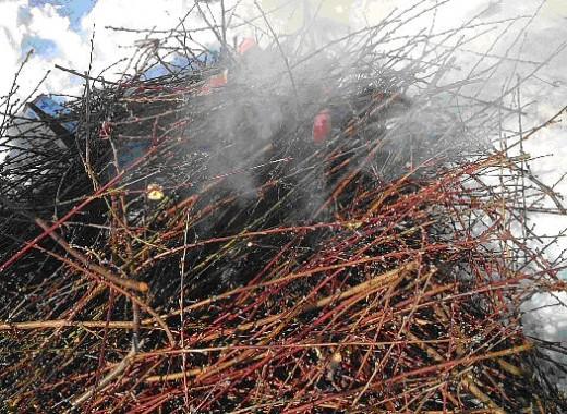 焼きイモの風景2